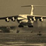 50 лет назад совершил первый полет транспортный самолет Ил-76