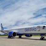 Авиакомпании Belavia передали второй самолет Embraer E195-E2