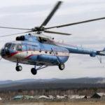 """Авиакомпания """"Норильск Авиа"""" получила два очередных новых вертолета Ми-8АМТ"""