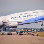 China Airlines отказалась от пассажирских Boeing 747