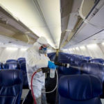 FAA предупреждает о рисках дезинфекции салонов самолетов