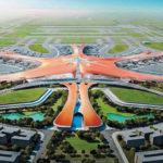 Новый пекинский аэропорт принял первые пассажирские самолеты