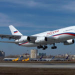 Очередной серийный широкофюзеляжный Ил-96-300 совершил первый полет