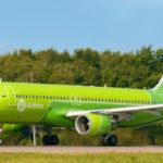 Пассажиропоток S7 Airlines в 2020 году сократился на треть