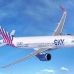 Первый заказ на узкофюзеляжные самолеты Airbus с января