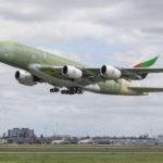Последний серийный Airbus A380 улетел из Тулузы