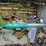 Поставки самолетов Boeing в прошлом году сократились на 60%