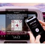 Qatar Airways запускает бесконтактное управление системой заполнения досуга на борту самолета