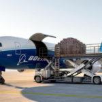 Рекордное число поставок грузовых самолетов Boeing